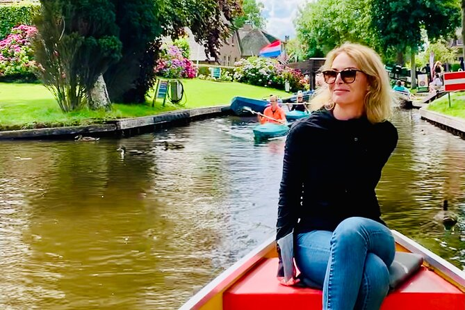 MAIS FOTOS, Giethoorn | Tour Privado à Prova de Corona saindo de Utrecht