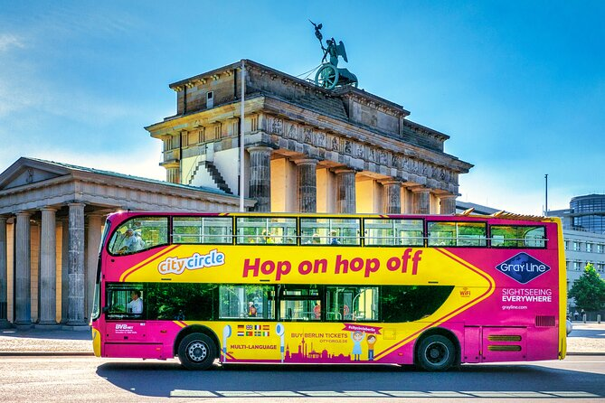 MORE PHOTOS, Berlin 1- or 2-Day Hop-On Hop-Off City Circle Tour: Best of Berlin Tour