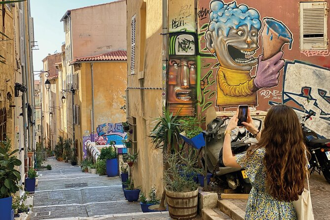 MÁS FOTOS, The Panier, Marseille's historic district audio-guided walking tour on smartphone