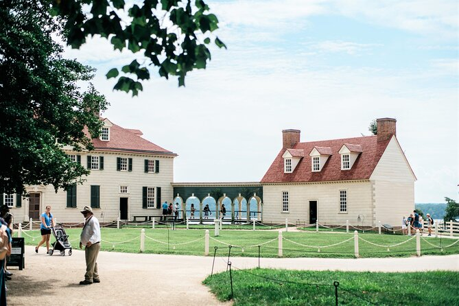 MÁS FOTOS, George Washington's Mount Vernon & Old Alexandria Half-Day Guided Tour from DC
