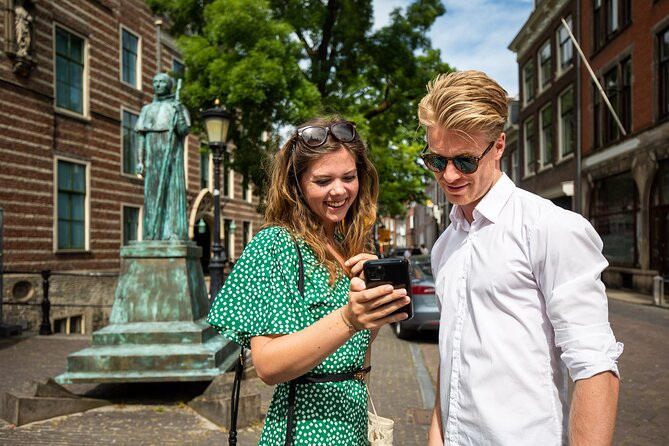 MAIS FOTOS, The Kings Speech Private City Exploration Game in Utrecht