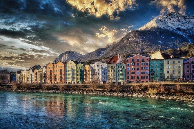 MORE PHOTOS, Innsbruck and Swarovski Crystal World Private Tour from Füssen