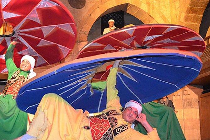 MÁS FOTOS, Dinner & Tanoura Show at Wekalt ElGhouri -Cairo by night
