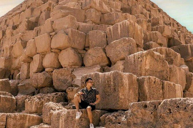 MÁS FOTOS, Tour to Pyramids & The Egyptian Museum
