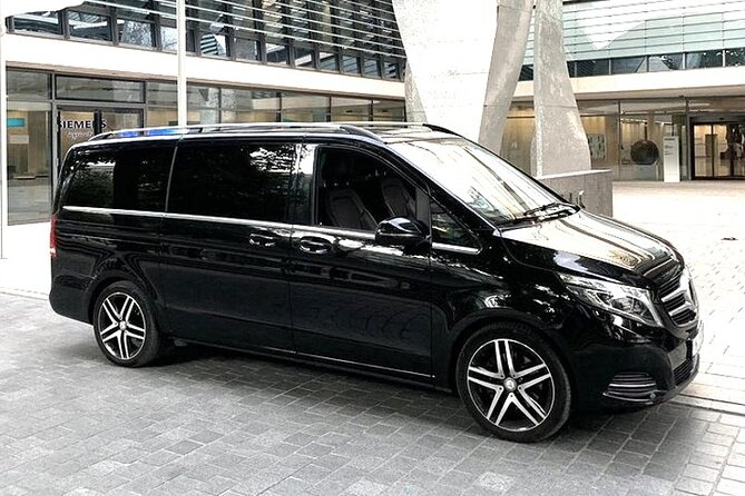 MORE PHOTOS, Departure Private Transfers from Paris City to Paris Airport CDG in Luxury Van