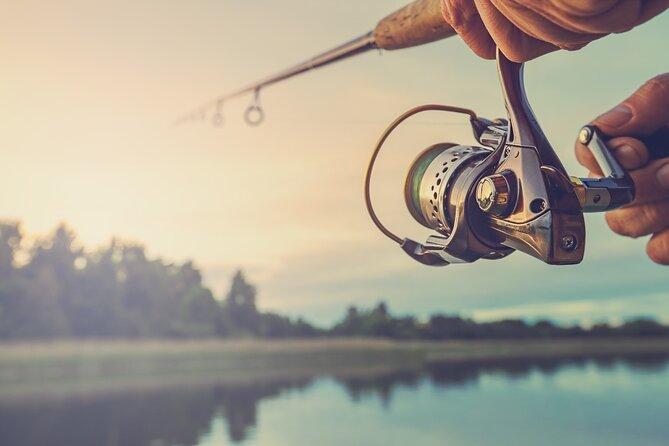 MÁS FOTOS, Pesca Con Barbacoa En Santos – Incluye Equipo De Pesca Y Suministros – (Privado)