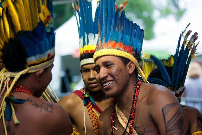 MÁS FOTOS, Tour Privado En La Playa De Itaguaré Con La Tribu Indígena Santos