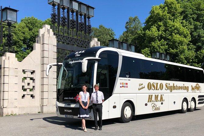 MAIS FOTOS, Excursão Turística à Cidade de Oslo