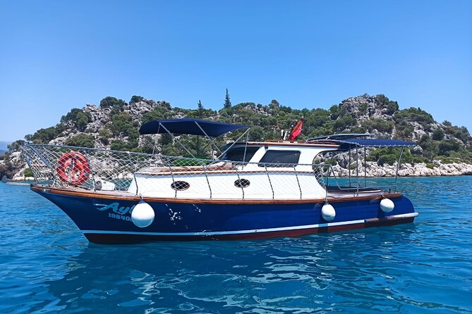 MÁS FOTOS, Private Kekova Boat Cruise from Demre Harbour