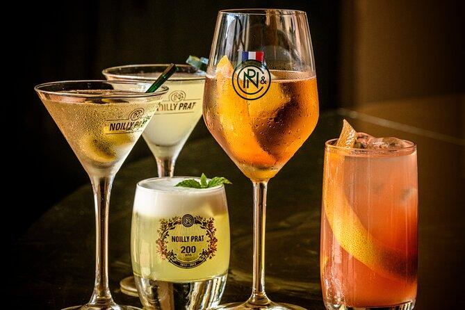 MÁS FOTOS, French Vermouth Cocktail Masterclass at La Maison Noilly Prat in Marseillan