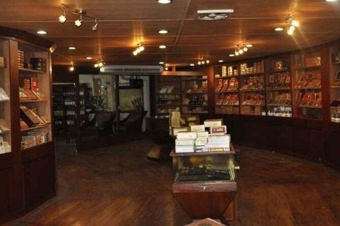 MÁS FOTOS, Tour de compras guiado (fábrica de cigarros y chocolate, souvenirs, ron, café)