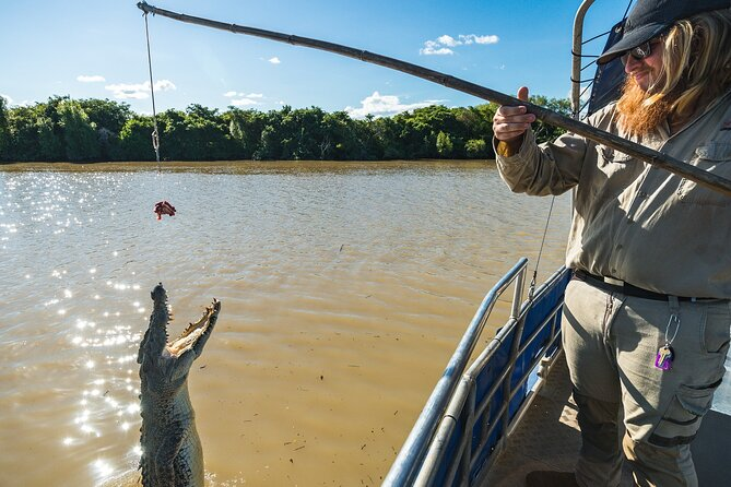 MÁS FOTOS, Adelaide Rivers Wetlands Cruise with Crocodile Experience from Darwin