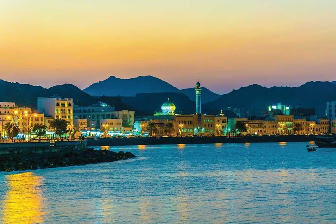 MAIS FOTOS, Muscat by Night with Local Dinner from Muscat