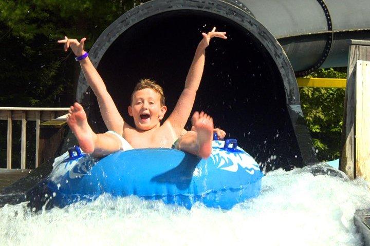 Zoom Flume Water Park Full Day Ticket, Albany, NY, ESTADOS UNIDOS