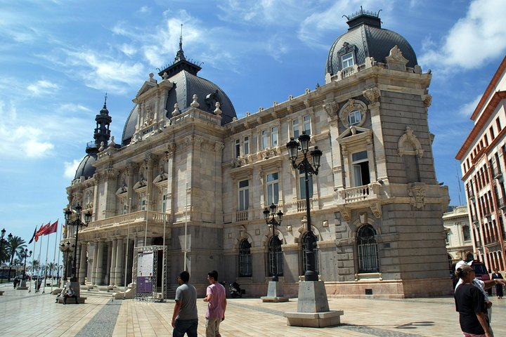 Excursión por la costa: recorrido a pie de 4 horas por Córdoba, Cartagena, ESPAÑA