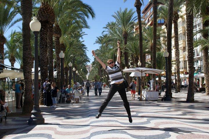 Recorrido privado de medio día por Alicante, con traslados, Alicante, ESPAÑA