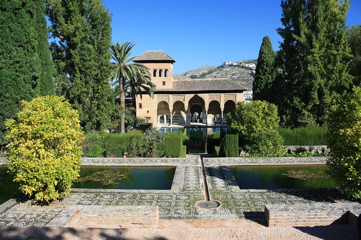 4-Day Guided Tour Cordoba, Seville, Granada and Toledo from Madrid, Madrid, ESPAÑA