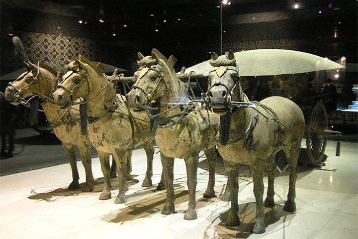 2-Day Highlights Xi'an Private Tour Combo Package: Terracotta Warriors and City Sightseeing, Sian, CHINA