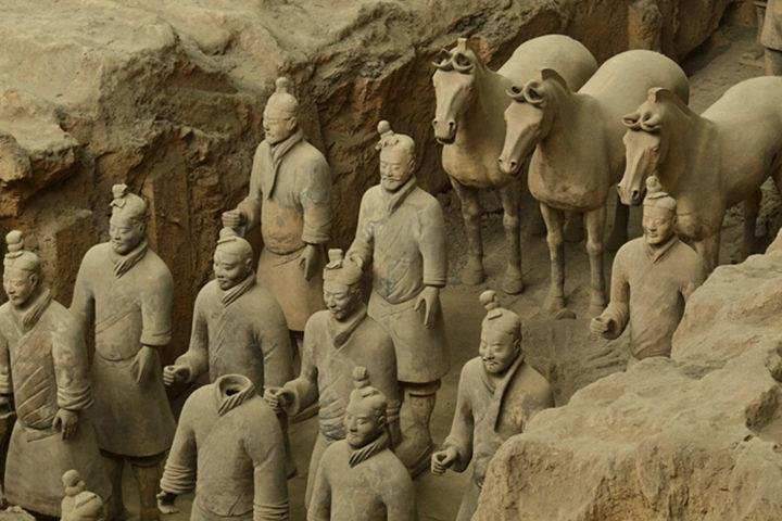 Private 1 Day Xian Tour from Shanghai by Flight, Shanghai, CHINA