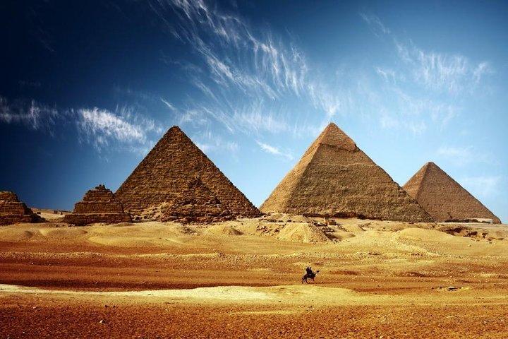 Private 9 Days 8 Nights Cairo Luxor Aswan 5* Dleux Nile Cruise sleeper Train, El Cairo, EGIPTO
