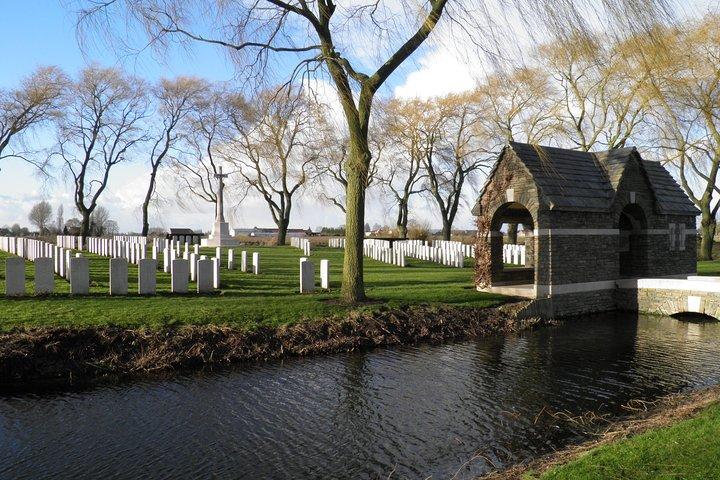 Australian Battlefields Private Tour in Flanders from Brussels, Gante, BELGICA
