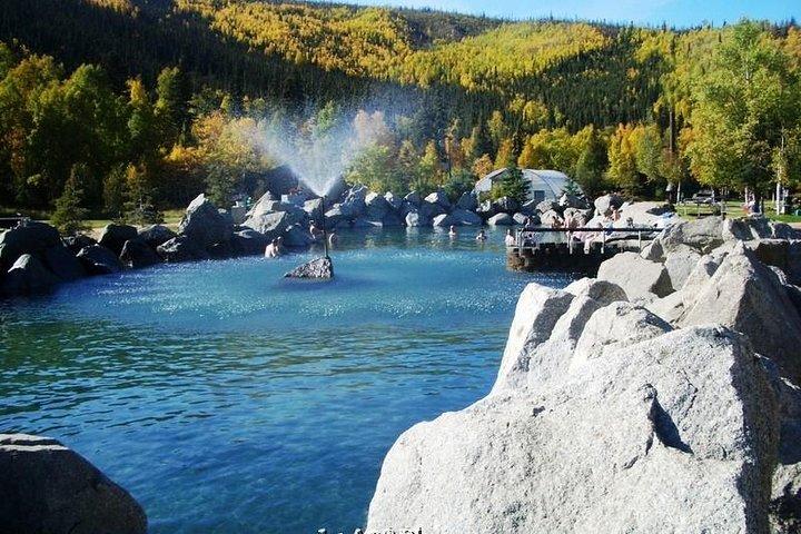 Chena Hot Springs Day Tour from Fairbanks, Fairbanks, AK, ESTADOS UNIDOS