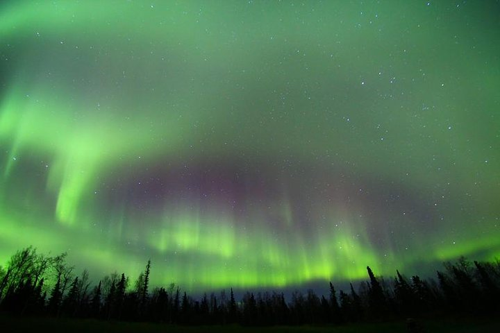 Northern Lights Murphy Dome Viewing in Fairbanks, Fairbanks, AK, ESTADOS UNIDOS
