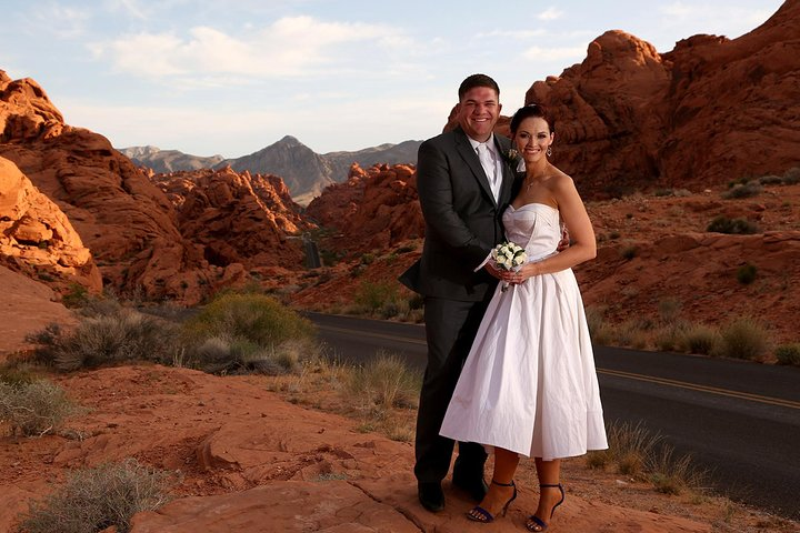 Valley of Fire Wedding Package, Las Vegas, NV, UNITED STATES
