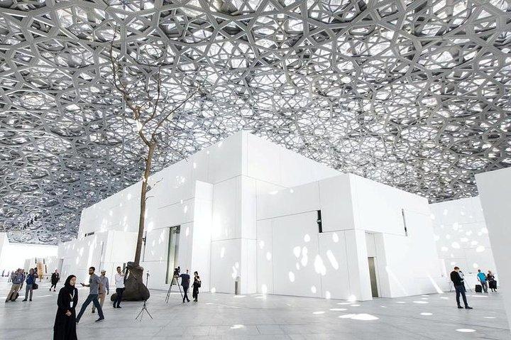 Entrada para el Louvre Abu Dhabi con traslados desde Abu Dhabi, Abu Dabi, EMIRATOS ARABES UNIDOS
