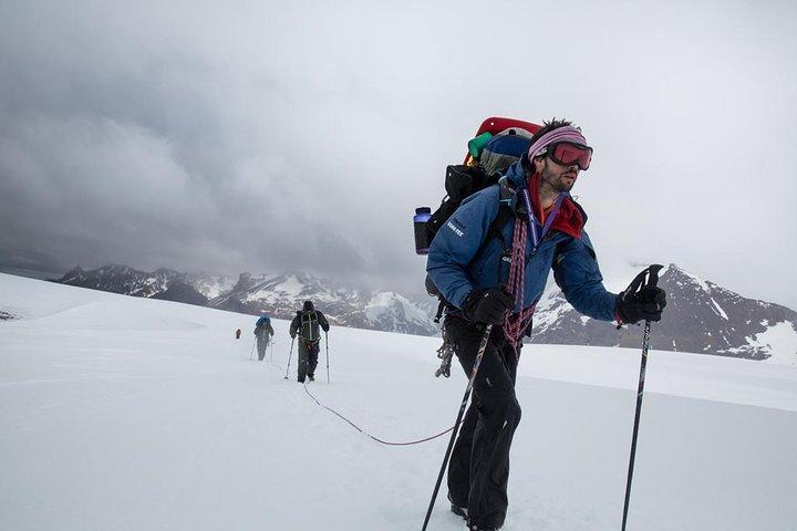 8-Day Southern Ice Field Expedition Around Cerro Torre and Fitz Roy, El Chalten, ARGENTINA