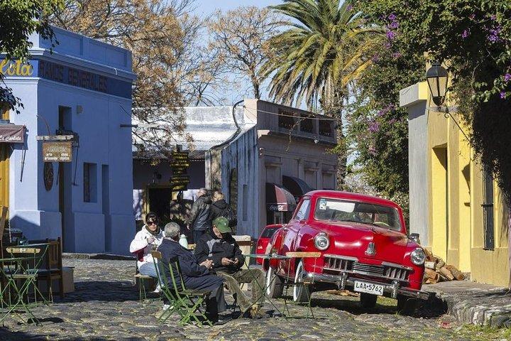 Excursión de un día a Colonia para grupos pequeños desde Buenos Aires, Buenos Aires, ARGENTINA