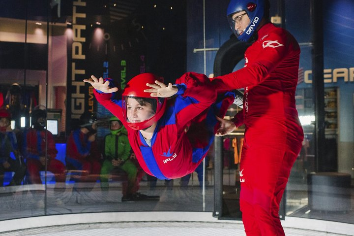 Fort Worth Indoor Skydiving Experience with 2 Flights & Personalized Certificate, Fort Worth, TX, ESTADOS UNIDOS