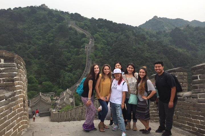 Small Group Mutianyu Great Wall and Ming Tombs Tour with Cable Car and Lunch, Beijing, CHINA