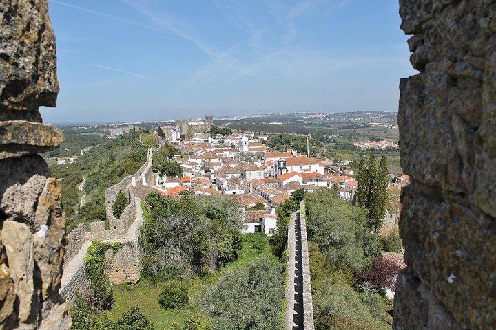 Excursión privada al Pueblo Museo de Óbidos y Mafra, Lisboa, PORTUGAL