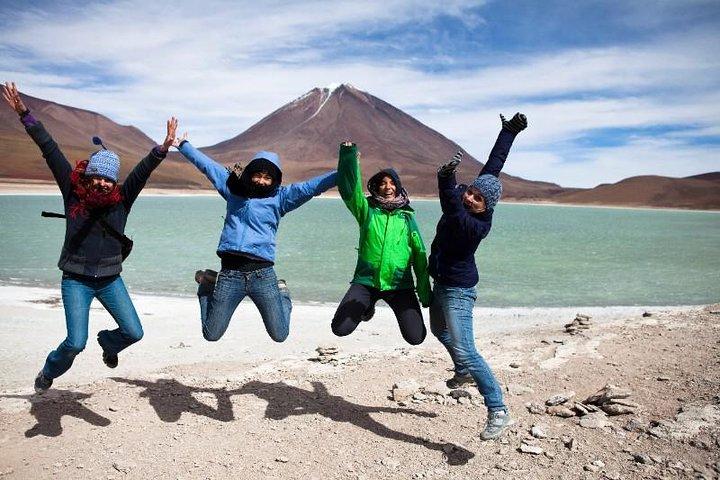 5-Day Uyuni Salt Flats and Desert Adventure from La Paz, La Paz, BOLIVIA