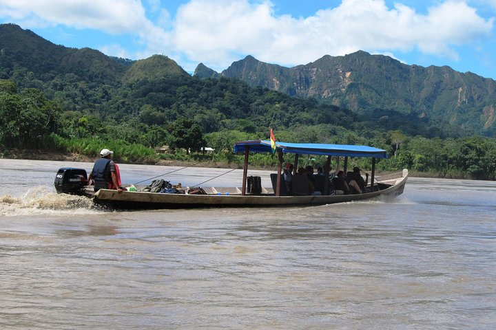 6-Day Madidi and Pampas Amazon from La Paz, La Paz, BOLIVIA