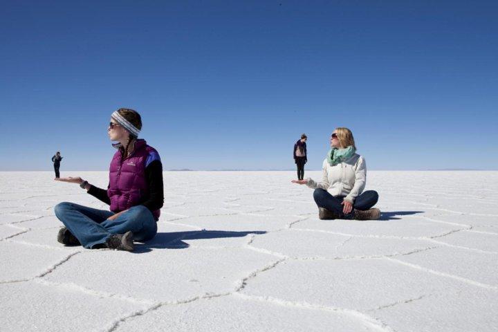 4-Day Uyuni Salt Flats from La Paz to Atacama in Chile, ,