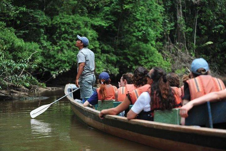 5-Day Cuyabeno Amazon Eco-Lodge Adventure, Quito, ECUADOR