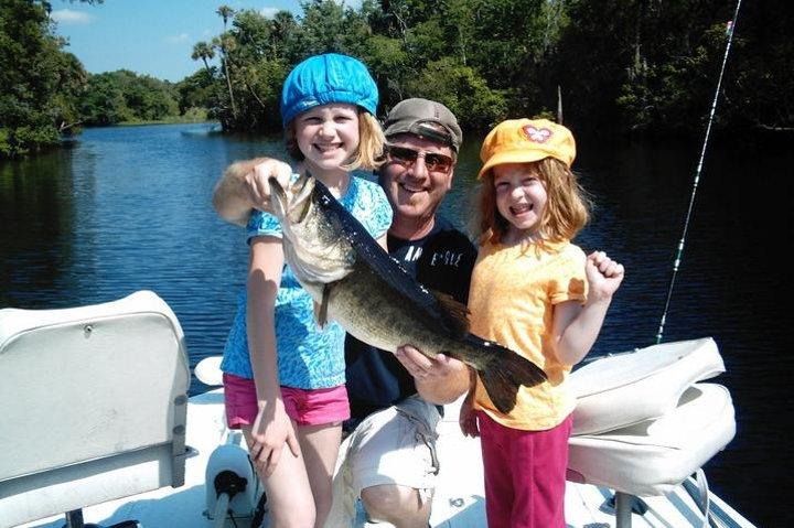 All Day St Johns River Fishing Trip near Daytona, Orlando, FL, ESTADOS UNIDOS
