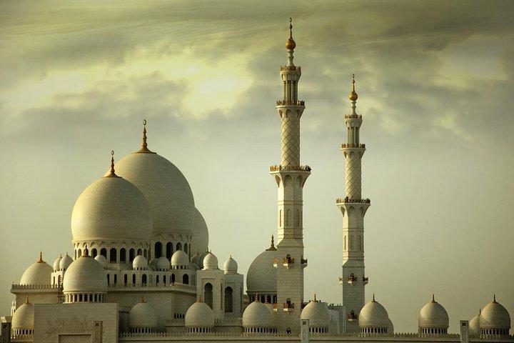 Half Day Abu Dhabi City Tour -Heritage Village-Gold Souk and Dates Market & More, Abu Dabi, EMIRATOS ARABES UNIDOS