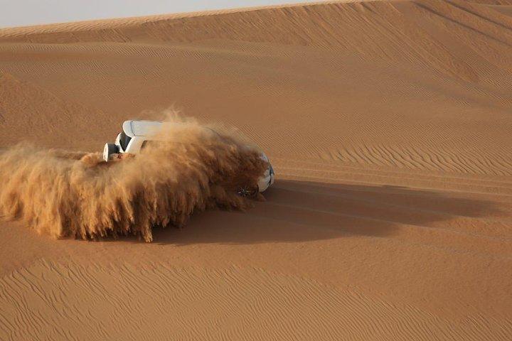 Abu Dhabi Overnight Desert Camping -Arabian Nights with BBQ & Belly Dance & More, Abu Dabi, United Arab Emirates
