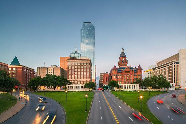 Dallas and JFK Full-Day Tour with Sixth Floor Museum and Oswald Rooming House, Dallas, TX, ESTADOS UNIDOS