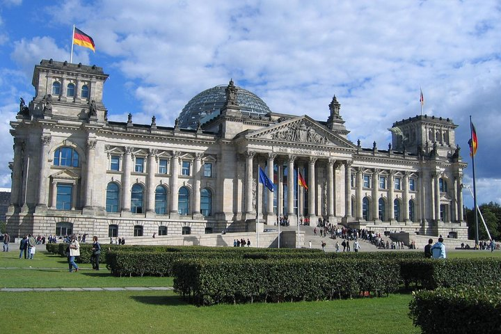 Private 3-Hour Walking Tour of Berlin with Optional Reichstag Visit, Berlin, ALEMANIA
