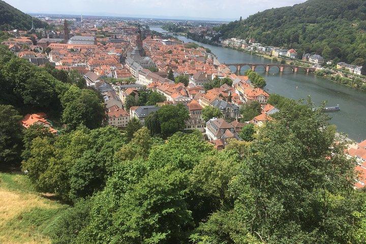 Heidelberg Private Half-day excursion with Hotel Pick-Up, Heidelberg, ALEMANIA