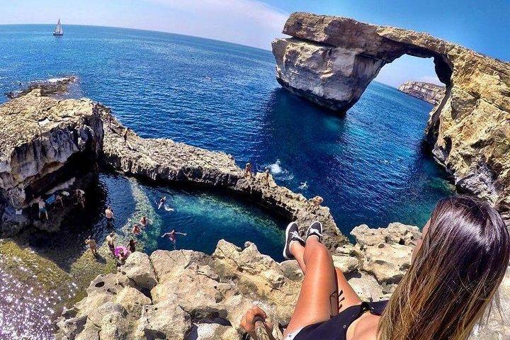Excursión de día completo a los templos de Gozo y Ggantija desde Malta, ,