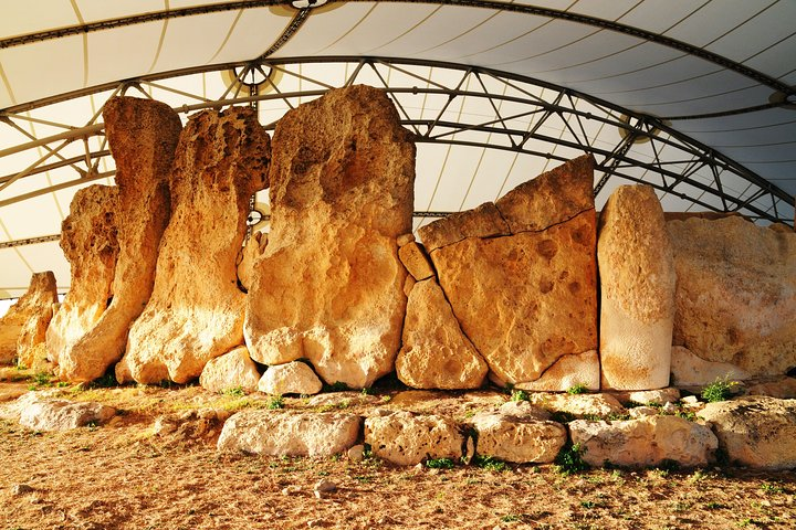 Malta Prehistoric Temples Tour, Mellieha, MALTA