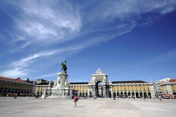 Excursión por el centro histórico, Lisboa, PORTUGAL