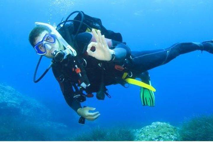 Curso de submarinismo para principiantes con almuerzo en Cozumel, Cozumel, MEXICO