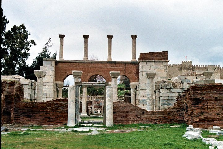 Private Ephesus St John Tour Half Day From Kusadasi, Kusadasi, TURQUIA