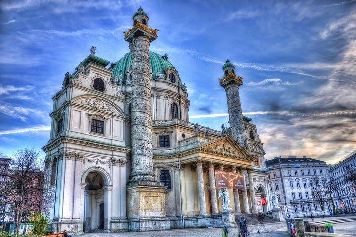 Concierto del Réquiem de Mozart en la Iglesia de San Carlos en Viena, Viena, AUSTRIA